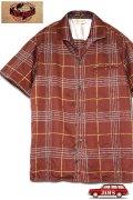 「JELADO」Vincent Shirts ジェラード ヴィンセント シャツ SG41117 [チョコレートブラウン]