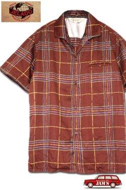 画像1: 「JELADO」Vincent Shirts ジェラード ヴィンセント シャツ SG41117 [チョコレートブラウン]