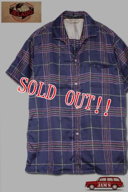 画像1: 「JELADO」Vincent Shirts ジェラード ヴィンセント シャツ SG41117 [オールドネイビー]