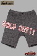 「Jackman」 Cotton Dotsume Shorts ジャックマン コットン ドツメ ショーツ 度詰天竺 JM7926 「チャコール」