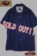 「JELADO」Westcoast Shirt ジェラード ウエストコースト シャツ ネイティブジャガード SG42114 [インディゴ]