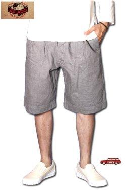 画像1: 「JELADO」Gurkha Shorts ジェラード グルカショーツ AG42319 [ミックスグレー]