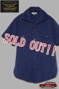 「JOHN GLUCKOW」by「JELADO」Brig Shirts  ジョングラッコウ ジェラード  ブリッグシャツ 刺し子 JG42115 [インディゴチェック]