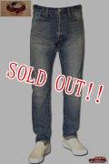 「JELADO」Classic Slim Pants Vintage Finish ジェラード クラシックスリム ストレッチデニムパンツ ヴィンテージ加工 JP42323 [フェイドインディゴ]