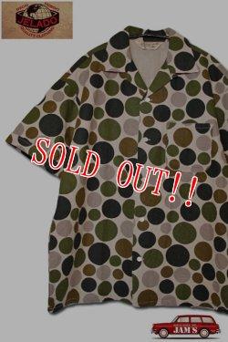 画像1: 「JELADO」Hollywood S/S Shirt ジェラード ハリウッド 半袖シャツ SG51110 [グリーン]