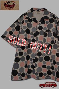 画像1: 「JELADO」Hollywood S/S Shirt ジェラード ハリウッド 半袖シャツ SG51110 [ピンク]