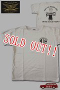 「JOHN GLUCKOW」 by 「JELADO」JG Hugger T-Shirt ジョングラッコウ ジェラード  ハガー Tシャツ JG52226 [ミルク]