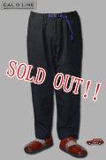 「CAL O LINE」AORAKI PANTS キャルオーライン アオラキ パンツ CL201-100 [チャコール]