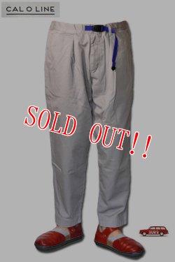画像1: 「CAL O LINE」AORAKI PANTS キャルオーライン アオラキ パンツ CL201-100 [グレー]