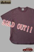 「Jackman」Grace Cotton T-Shirt ジャックマン グレースコットン Tシャツ JM5155 [ドライローズ]